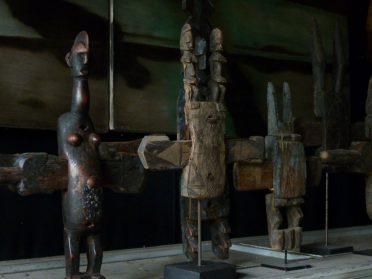 Dogon deursloten-Mali