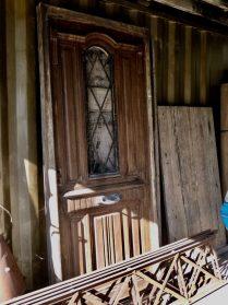 oude franse voordeur