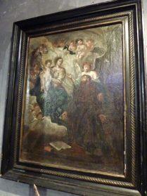 schilderij religieus