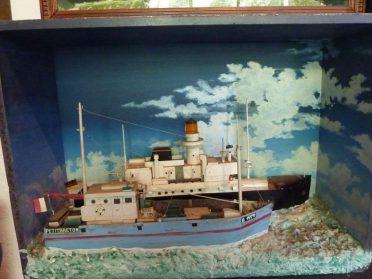 modelboot Bretagne