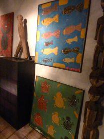 Zinbabwe schilderijen op doel