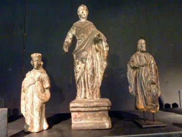 Goa-houten beeldjes