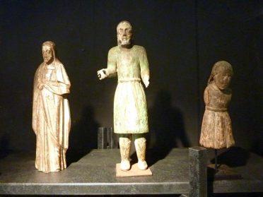 Goa- houten beeldjes