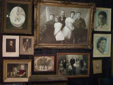 Franse familie portretten