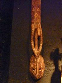 Mossi masker 170 cm.