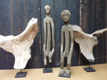 Dogon beelden-60 cm.