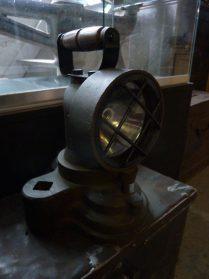 indistriele Deense lamp