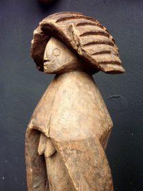 Mumuye statue