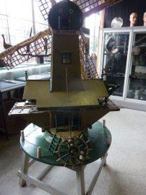 molen de Eenhoorn-model openluchtmuseum