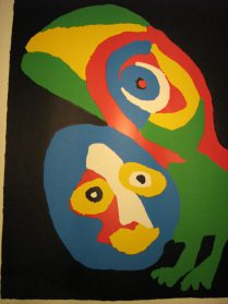 Karel Appel-litho