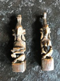 Tanimbar 6,5 cm. hoog