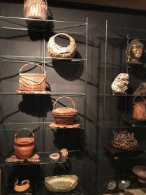 Ikabana mandenverzameling waarvan sommigen gesigneerd