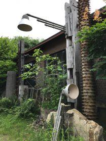 Industriele tuinlampen
