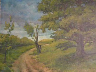 schilderij landschap
