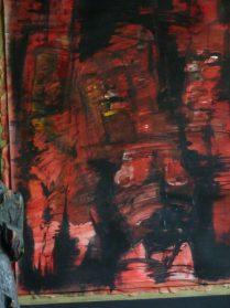 Sabine Vess schilderij
