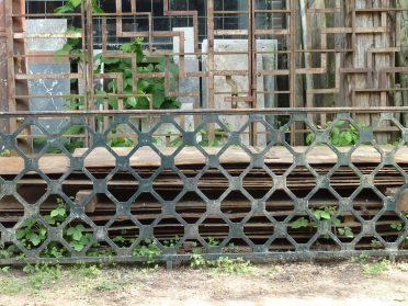 gietijzeren balkonhekken