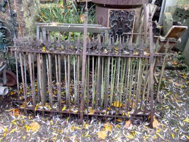 Frans tuin-hekwerk