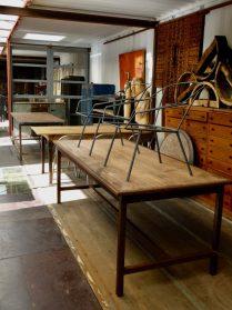 oude originele tafels