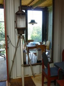 originele industriele vintage lamp