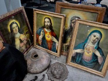 Religieuze portretten