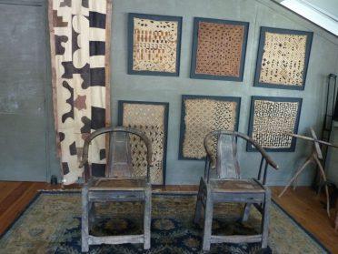 Velours de Kasai (stoelen zijn verkocht)