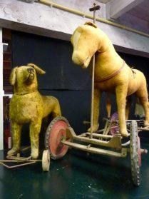 Franse speelgoed dieren