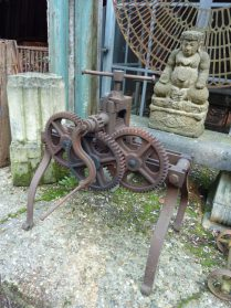 Franse Industriele machine