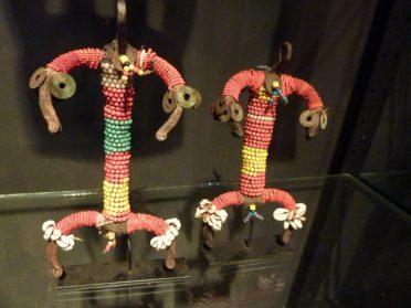 Afrikaanse ijzer / kralenfetish