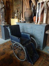 Invalide wagen