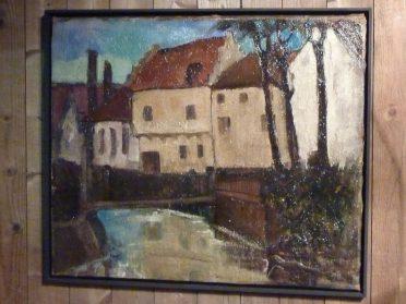 schilderij zuid-limburg