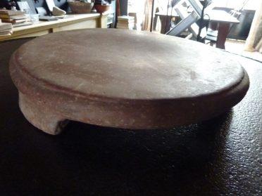 Indiase stenen bakplaat
