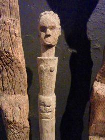 West Afrika 145 cm. hoog