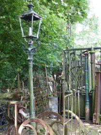 oude lantaarnpaal