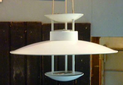 industriele design lampen 2 stuks