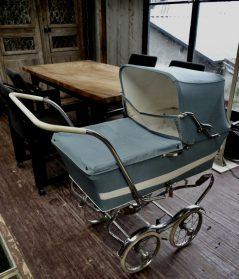 kinderwagen jaren '50