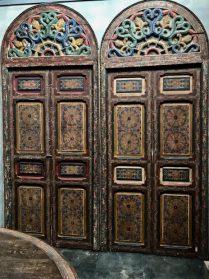 Marokkanse Hammam deuren